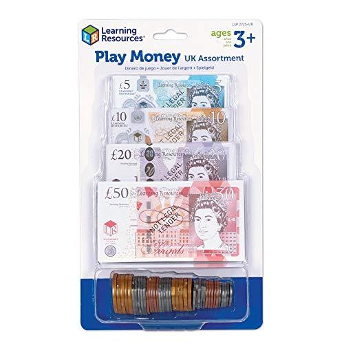 Learning Resources Spielgeld Großbritannien