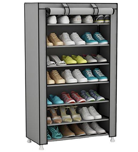 UDEAR Armario para zapatos de tela Shoes rack Zapato del gabinete Zapa