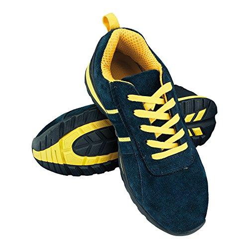 Reis Brnicaragua42 Sichere Schuhe, Dunkelblau-Gelb, 42 Größe