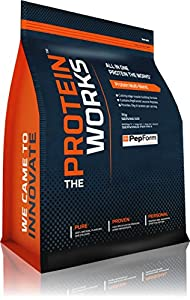 THE PROTEIN WORKS™ All In One Protein Powder (Includes FREE Shaker + Scoop) - Choc Mint Brownie - 1kg from The Protein Works