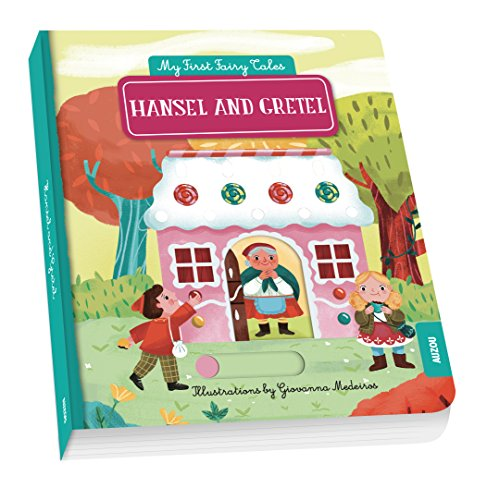 Hansel and Gretel : illustrated by Giovana Medeiros.