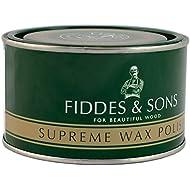 Fiddes Wax Polish Light 400ml