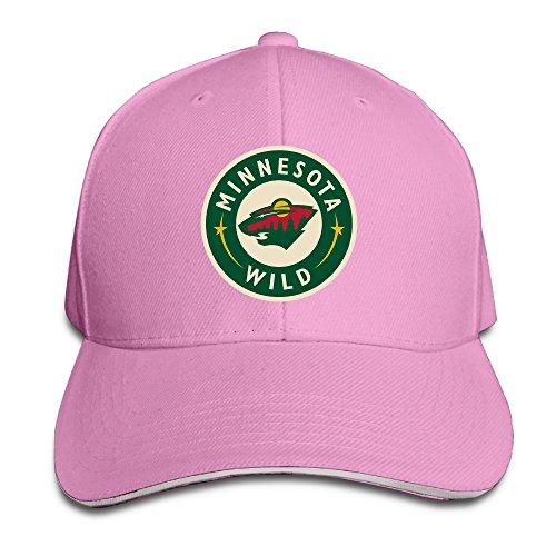 teenmax-gorra-de-bisbol-para-hombre-rosa-rosa-talla-nica