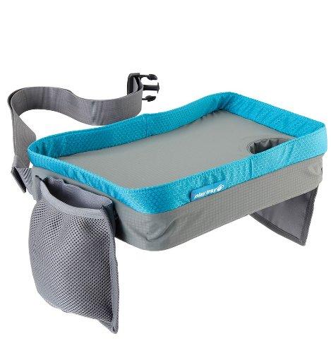 Creative 7 Kinder Play Tray Spiel und Esstisch Knietablett Blau (Auto Tray)