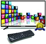Nacson NS4215Smart 102 cm ( 40 inches ) Smart Full HD (FHD) LED Television With 1+2 Year Extended Warranty+AirFly Keyboard/Mouse