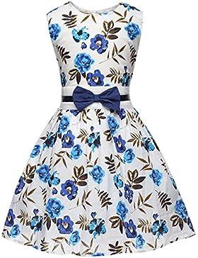 Mädchen Kleid Prinzessin Sommerurlaub Polka Dots Party Tutu Kleider Baby Kleid Urlaubskleid Hochzeitskleid