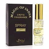 Magie von Indien Lotus natürlichen exotischen Duft Parfüm Spray - 20 ml