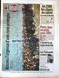 LIBERATION [No 5560] du 03/04/1999 - KOSOVO - L' URGENCE D' UNE ZONE PROTEGEE LES OBJETS DU SIECLE - LA CARTE D' IDENTITE PARIS - TOUS EN PISTE POUR 2001 CORSE - L' ETAT D' IMPUISSANCE LIVRES - RANCIERE, LA PRISE DE PAROLE L' INRA PRESENTE MARGUERITE, SON VEAU CLONE