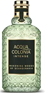 4711 acqua colonia intense - wakening woods of scandinavia Eau de Cologne unisex 170 ml
