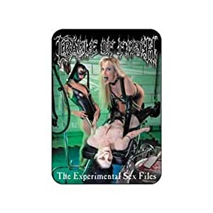 Autocollant Cradle of Filth Motif: Sex Files