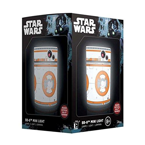 Star Wars BB 8 Tischlampe,Schreibtischlampe,Nachttischlampe,Leuchte - 3