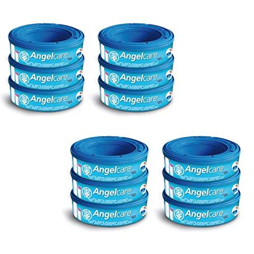 Angelcare Windeleimer Nachfüllpack 12er Pack