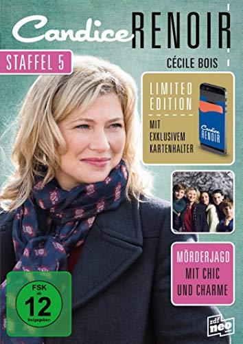 Candice Renoir - Staffel 5, Limited Edition inkl. Kartenhalter mit dem Logo von Candice Renoir [3 DVDs]