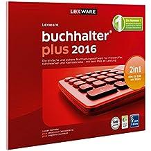 Lexware buchhalter plus 2016 - [inkl. 365 Tage Aktualitätsgarantie]