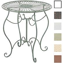 Gartentisch rund metall antik  Suchergebnis auf Amazon.de für: gartentisch rund metall antik - 3 ...