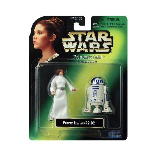 Star Wars Princess Leia amp; R2-D2 Set Princess Leia Collection