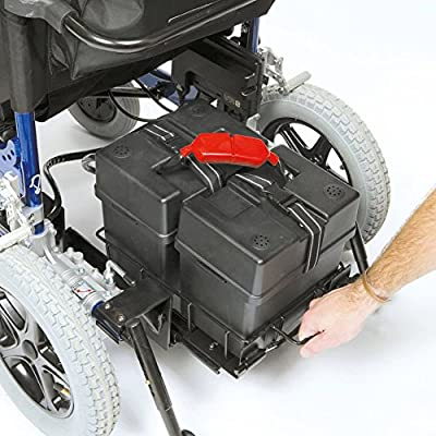 Drive Enigma Electric Wheelchair Powerchair Mobility Shopping Aid 4mph Indoor
