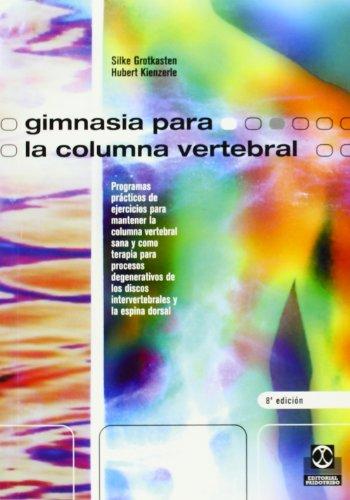 GIMNASIA PARA LA COLUMNA VERTEBRAL (Salud)