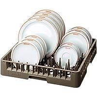Bartscher 5303 Tellerkorb Tablettkorb braun