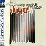 Songtexte von Don Wilkerson - Shoutin'