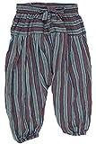 Shopoholic Fashion Bambini Hippie Harem Larga Boho Pantaloni Hippy Colorati Bambini Retro Comodo Tuta