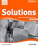 Solutions Upper Intermediate Workbook & CD Pack 2ª Edición (Solutions Second Edition) - 9788467382044