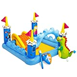 Intex Fantasy Castle Play Center - Kinder Aufstellpool - Planschbecken - Schloss - 185 x 152 x 107...