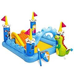Idea Regalo - Intex 57138 - Playcenter Castello, 185 x 152 x 107 cm