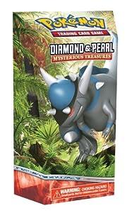 Pokèmon Trading Card Game: Diamond & Pearl Mysterious Treasures Toy