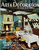 Telecharger Livres ART ET DECORATION No 98 du 01 12 1962 LA PRAIRIE PAR MYRIAM GALLOTTI AUTREFOIS MAISON DES CHAMPS A PASSY PAR CLAUDE GAY TROIS PIECES SUR MESURE PAR JEAN DE L ESTOCQ CHEZ UN PEINTRE AU DESSUS DES ARBRES DU BOIS DE BOULOGNE PAR HELENE CINGRIA RECEPTIONS BRIDGE ET GIN RUMMY UN DECOR XVIIIE SIECLE PAR MONIQUE DE FAYET APPARTEMENT MODERNE A MARSEILLE D UN ANCIEN GRENIER A MULETS QUAND UN ARCHITECTE CONSTRUIT SA MAISON CADEAUX DE NOEL ACTUALITE LES DISQUES INFORMATIONS (PDF,EPUB,MOBI) gratuits en Francaise