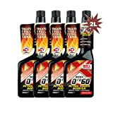 Redex RDX19-4 Petrol 0 to 60 Octane Booster 500ml - 4x500ml = 2
