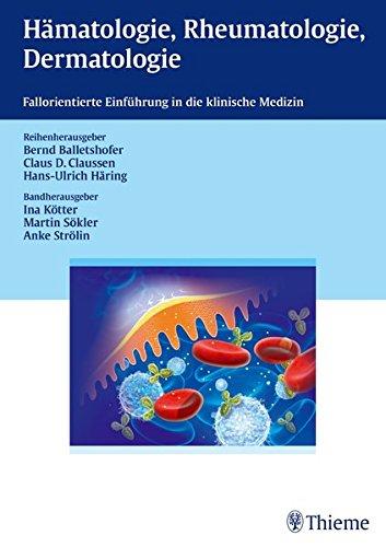 Hämatologie, Rheumatologie, Dermatologie (Tübinger curricula)