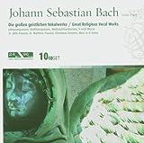 Bach: Die großen Geistlichen Vokalwerke - Johannespassion / Matthäuspassion / Weihnachtsoratorium / H-Moll Messe