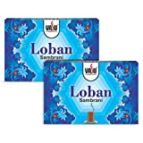 Cycle Vasu Loban Sambrani Dhoop - Pack of 2