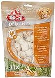 Os à mâcher Delights garnis de poulet pack de 21 os pour chien de 2 à 12 kg
