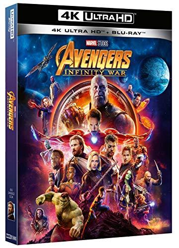Avengers - Infinity War (4K+Br)