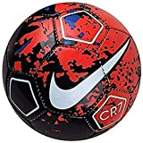 #4: SMT CR7 Red Football Size-05