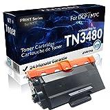 N.T.T.® 1x Kompatibel zu Brother Toner TN3480 für Brother DCP-L 5500 6600 HL-L 5000 5100 5200 6250 6300 6400 MFC-L 5700 5750 6800 6900 Black