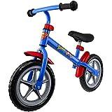 Safetots Batman Vs Superman Bicicleta sin pedales (Superman)