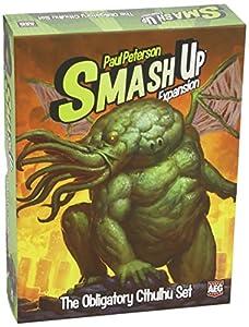 Smash Up: Obligatory Cthulhu Set - Juguete (Alderac Entertainment Group AEG5503) versión Inglesa