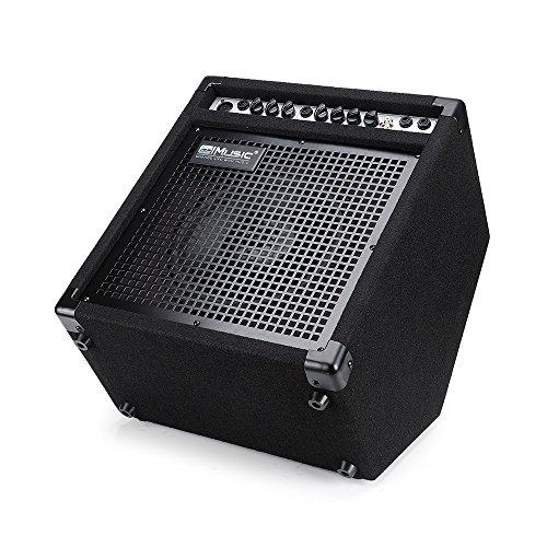 coolmusic dk-3535Watt Persönlichen Monitor Verstärker E-Drum Verstärker PA Workstation Tastatur Lautsprecher und Akustikgitarren-Verstärker