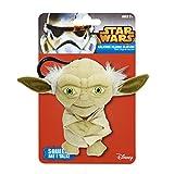 Star Wars - 00248J - Yoda, Mini-Plüschfigur mit Sound und Anhänger