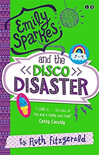 book cover of Emily Sparkes and the Disco Disaster