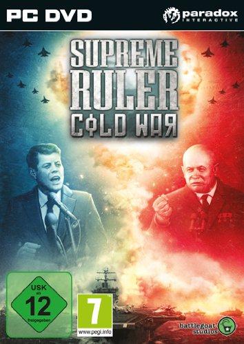 Preisvergleich Produktbild Supreme Ruler: Cold War