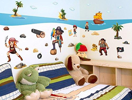 I-love-Wandtattoo WAS-10018 Wandsticker Kinderzimmer