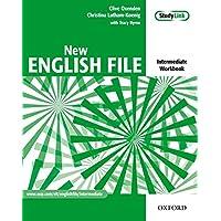 New english file. Intermediate. Workbook. With key. Per le Scuole superiori. Con Multi-ROM