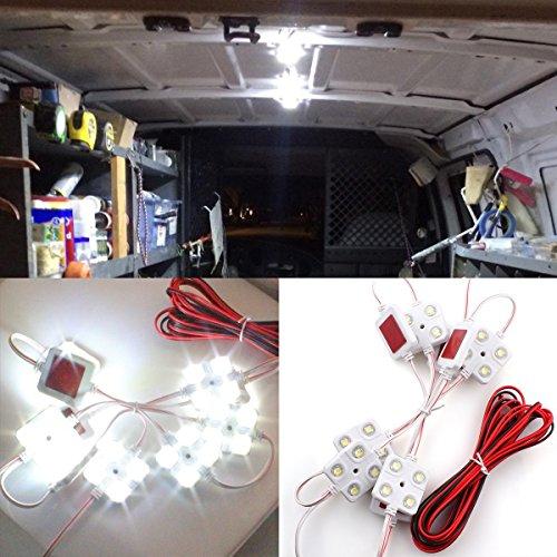 Incredible Ges Car Interior Lights Kits 12V 40 Led Loading Lights Led Modules Wiring 101 Bdelwellnesstrialsorg