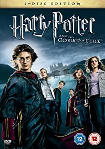 Harry Potter And The Goblet Of Fire (2 Disc Edition) [DVD] [2005]