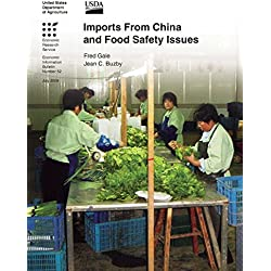 Imports From China and Food Safety Issues