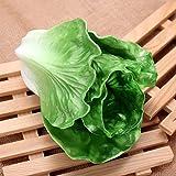 Big Bazaar Bazaar Fake Vegetables Lettuce Mould Home Wedding kitchen Decor Learning Props